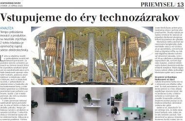 Vstupujeme do éry technozázrakov